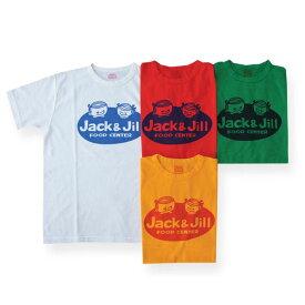 全国 どこでも 送料無料 !!2019年 春夏新作!!【CUSHMAN】リサイクルコットンTee(JACK&JILL)【クッシュマン】メンズ&レディース 半袖Tシャツ コットン100%