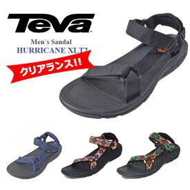 TEVA HURRICANE XLT2 テバ メンズ ハリケーン XLT2 サンダル men`s 1019234 アウトドア スラップサンダル スポーツサンダル 黒 ブラック トレンド 軽量