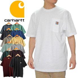 CARHARTT カーハート K87 ポケットtシャツ ビッグシルエット ビッグtシャツ ポケt
