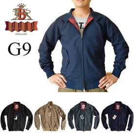Baracuta バラクータ G9 オリジナル ハリントンジャケットスイングトップ 英国製 Made in Englandドリズラー バラクーダ Harrington