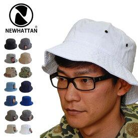 NEWHATTAN BUCKET HATS ニューハッタン バケットハット