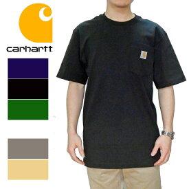 CARHARTT カーハートK87 ポケットTシャツ ビッグシルエット ビッグtシャツ