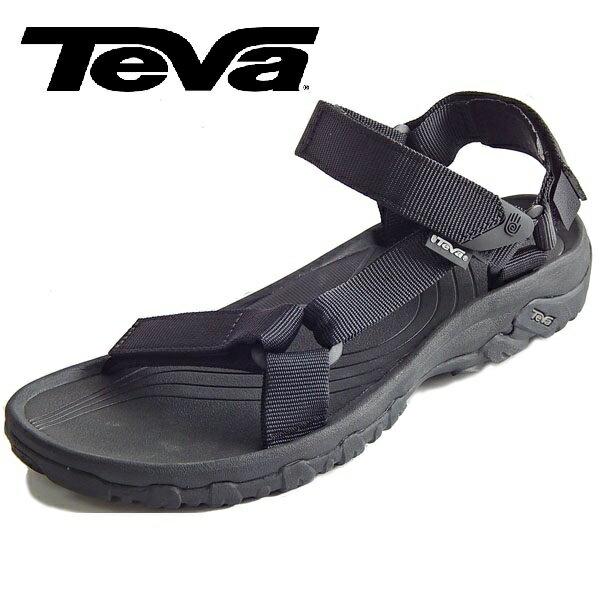 TEVA M HURRICANE XLT テバ M ハリケーン XLT メンズ サンダル アウトドア スポーツサンダル ブラック 白タグ
