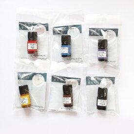 エルベール 石膏着色剤 3ml /手芸クラフト 石こうレジン 着色剤 着色料 顔料 石こうクラフト