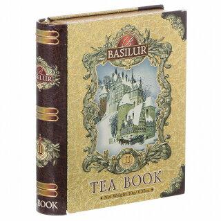 バシラーティーブック型缶TeaBookセイロンティーvol.210g×5個入り