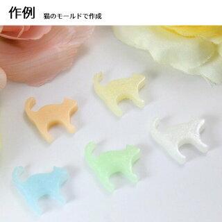 蓄光パウダールミックカラーほのかオリジナルカラーセッキャンディーパール5色