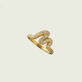 mouchu(マウチュ) M Ring Gold リング