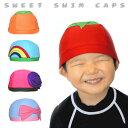 【スイミング用】日本製 スイムキャップ SCC-5100 ベビー キッズ 子供用 締め付けない スイム帽 プール スイミング SCC5100 2015SS