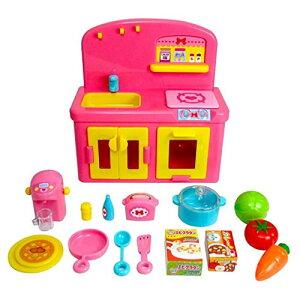 【IKEDA/イケダ】ちいさなおままごとセット 490117 003657 おままごと ごっこあそび キッチン セット 子供 女の子 室内遊び おもちゃ