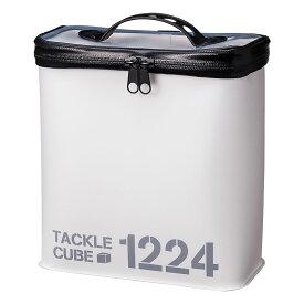 【DAIICHISEIKO/第一精工】タックルキューブシリーズ 1224 DAIICHI1224 バッグ 小物ケース 小物入れ