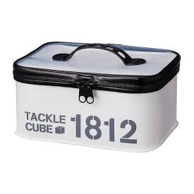 【DAIICHISEIKO/第一精工】タックルキューブ 1812 シロ #33176 DAIICHI33176 バッグ 小物ケース 小物入れ