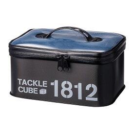 【DAIICHISEIKO/第一精工】タックルキューブ 1812 クロ #33177 DAIICHI33177 バッグ 小物ケース 小物入れ
