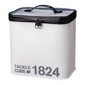 【DAIICHISEIKO/第一精工】タックルキューブ 1824 シロ #33178 DAIICHI33178 バッグ 小物ケース 小物入れ