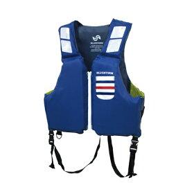 【BLUESTORM/ブルーストーム】大人用ライフジャケット小型船舶用救命胴衣ライフベストメンズレディースBSJ-200Aファミリーライフジャケット