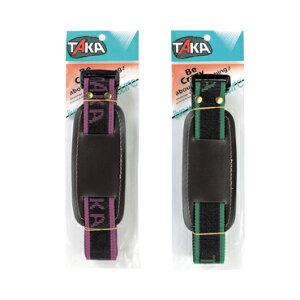 【TAKA/タカ産業】BOXベルト 28mm×2m バンド-30 400108 クーラー用ベルト 肩当付きベルト
