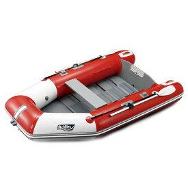 【Achilles/アキレス】LFシリーズ LF-260RU レッド/パープル ボート ゴムボート インフレターブルボート