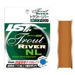 【LINE SYSTEM/システム】 TROUT RIVER NL 150m 6LB L-5060-B