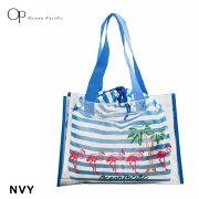 【OP/オーピー】バッグ567-905ビーチバッグビニールバッグプールバッグ鞄キッズボーイズガールズ子供OP567905