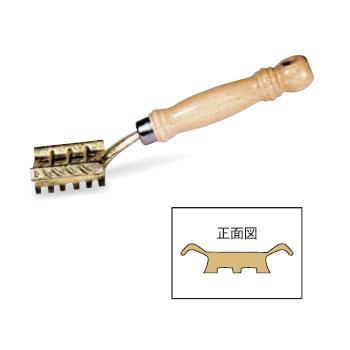 【belmont/ベルモント】MC-019 テーパー形ウイングウロコ取り うろこ取り 鱗剥がし 釣小物