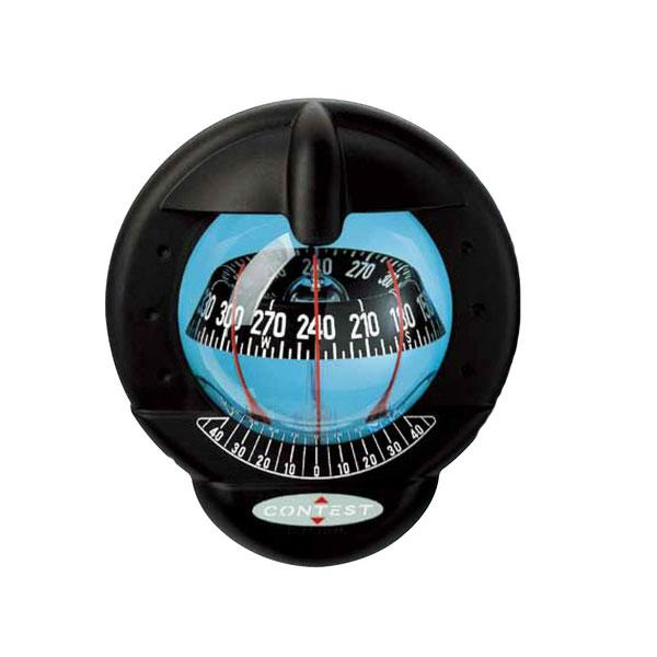 【PLASTIMO/プラスチモ】コンテスト101 ブラック(ブラックカード) コンパス 航海計器 Q3R-KAZ-013-002