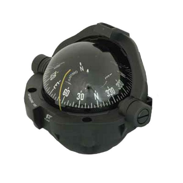 【PLASTIMO/プラスチモ】オフショア105 ブラック コニカルカード 航海計器 コンパス Q3R-KAZ-G00-005