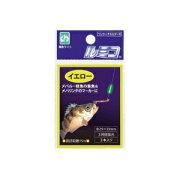 【LUMICA/ルミカ】A15106ルミコイエロー(メバリング)ウキ・仕掛魚ライトマーカー103154