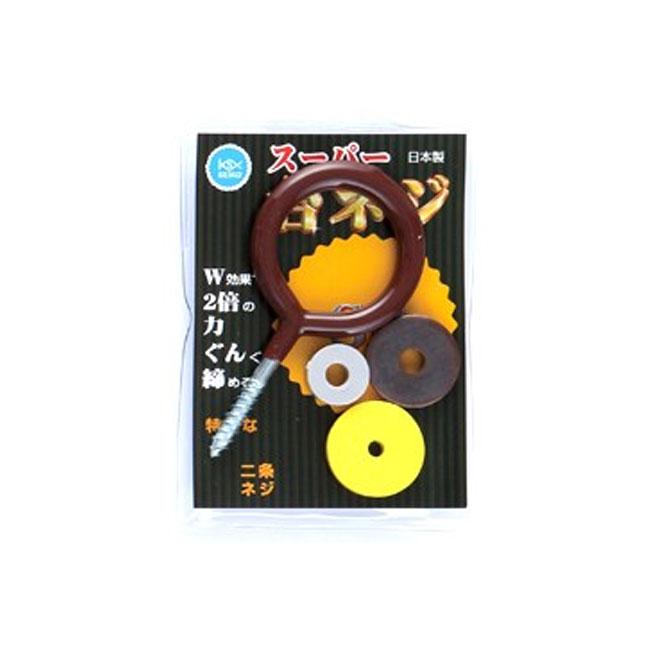 【SEIKO/清光商店】スーパー台ネジ(二条ネジ仕上) セ3-5 003053 ネジ パーツ