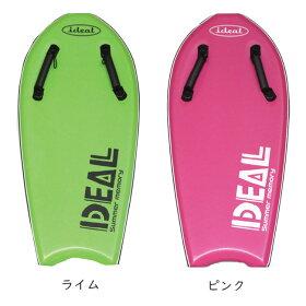 【IDEAL/アイディールサーフ】ボディボードソフトボードハンドル付きボード