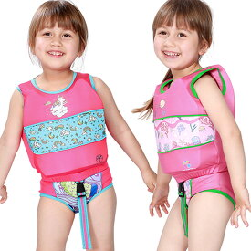 【フローティングベスト】ライフジャケット ライフベスト 子供 キッズ ベビー 水泳補助具