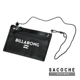 【BILLABONG/ビラボン】ウエットサコッシュAJ011-940バッグ小物入れメンズ