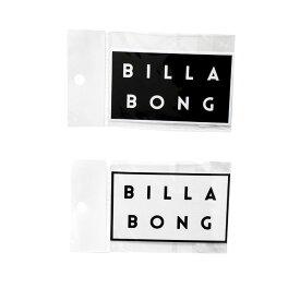 【BILLABONG/ビラボン】ステッカー W100 B00-S29 1枚 ロゴ ビラボンステッカー