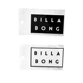 【BILLABONG/ビラボン】ステッカーW100B00-S291枚ロゴビラボンステッカー