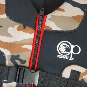 【OP/オーピー】メンズフローティングベスト519-910ベストライフジャケット大人用