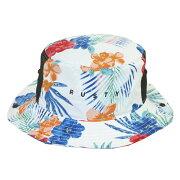 【RUSTY/ラスティ】レディスサーフハット939-909花柄大人用マリンハット帽子