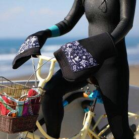 【TAVARUA/タバルア】自転車用ウォームハンドルカバー 3017 カバーのみ マリングッズ
