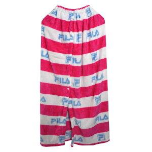【FILA/フィラ】キッズ ラップタオル 120415 子供用 120-415 巻タオル お着替えタオル