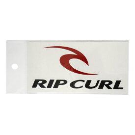 【RIPCURL/リップカール】C01-002 ステッカー W135mm 20SS