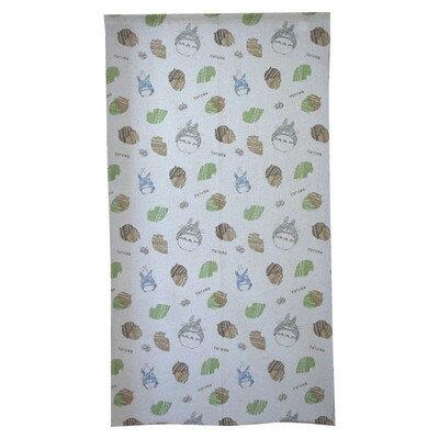 トトロ のれん 85×150cm ポップ かわいい 可愛い【 暖簾 パーテーション 目隠し 間仕切り カーテン シェード 暖簾