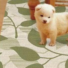 ペット 滑り止め マット シート 犬 老犬 滑り止めシート 滑り止めマット 防水 拭ける カーペット フローリング 床 滑らない 安い 65×90 1畳 グリーン
