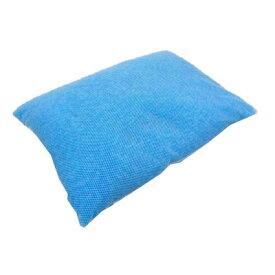 ソフトパイプ カバー付 43×63cm 【 枕 まくら ピロー 安眠枕 寝具 】 送料無料 送料込 学割 プレミアム