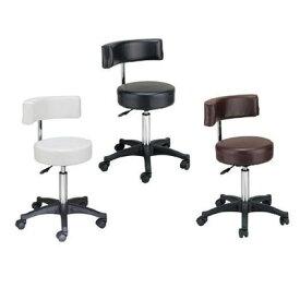 キャスター付き椅子 キャスター オフィスチェア 事務椅子 デスクチェア 椅子 チェア 肘なし コンパクト おしゃれ 安い パソコンチェア