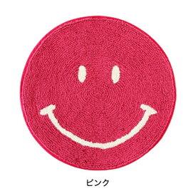 ラグ カーペット おしゃれ ラグマット 絨毯 丸型 子供部屋 キッズ マット 厚手 極厚 北欧 安い 玄関マット 室内 屋内 小さい 円形 丸 円 50 ピンク