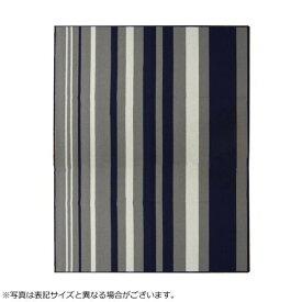 ラグ カーペット おしゃれ ラグマット 絨毯 北欧 デスクカーペット デスク下マット チェアマット イス 椅子 厚手 極厚 安い 133×170 2畳 ブルー