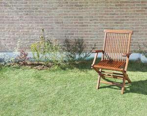 ガーデンチェア ダイニング おしゃれ 椅子 折りたたみ 折り畳み チェア 屋外 カフェ テラス ガーデン 庭 ベランダ バルコニー アジアン ( 2脚 肘付き ) チーク 木製 座面高45 完成品 背もたれ