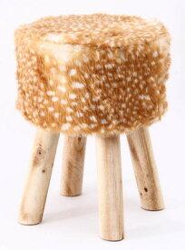 ブラウン 茶色 オットマン 腰掛け スツール ベンチ ベンチチェア 椅子 いす チェアー 北欧 おしゃれ