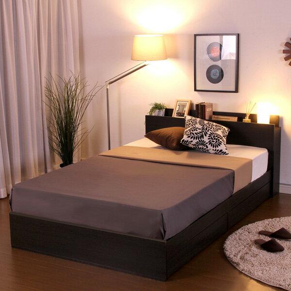 ベッド セミダブルベッド セミダブルサイズ セミダブル