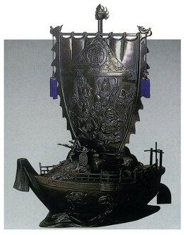 Treasure No. 40 hannya Junichiro alcove KAIUN statue Japanese gadgets