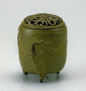 送料無料 香炉 三友文 中 名取川 雅司 床の間 置物 仏具 銅 ブロンズ