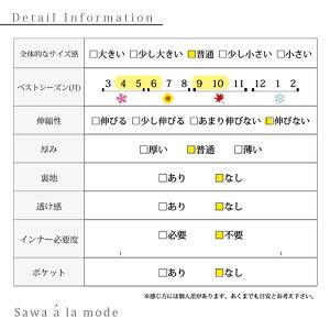 ボリュームのレースデザインシャツトップス【4月20日8時販売新作】