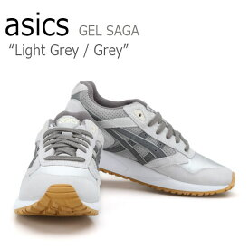 asics Gel Saga - Light Grey / Grey【アシックス】【H5A2L-1311】 シューズ